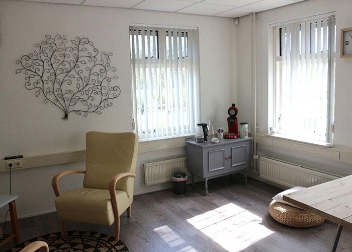 Psychologenpraktijk Eleison behandelkamer